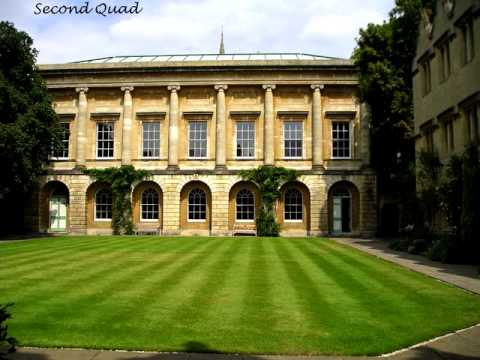 From London to Oxford and beautiful Oriel College