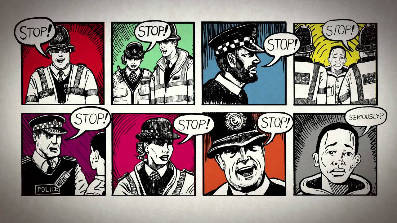 Stop and search – stop and account? Do you know the difference? Do you know your rights?