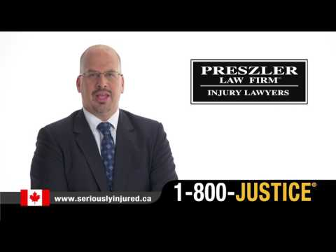 Is there a difference between Canadian Personal Injury Law and the U.S.?