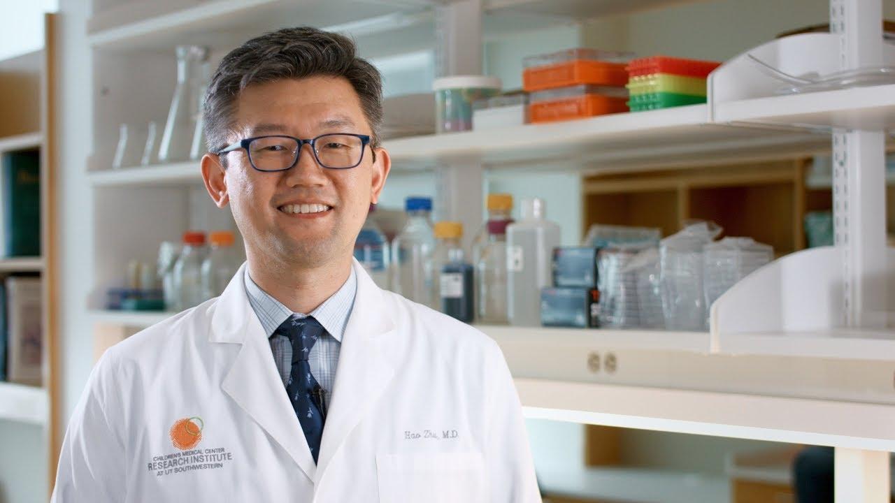 Hao Zhu Laboratory | Children's Research Institute | Dallas