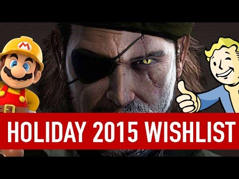 8 big games to play on your holiday break - 2015 wish list