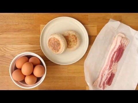 Breakfast in a June: Breakfast Sandwich