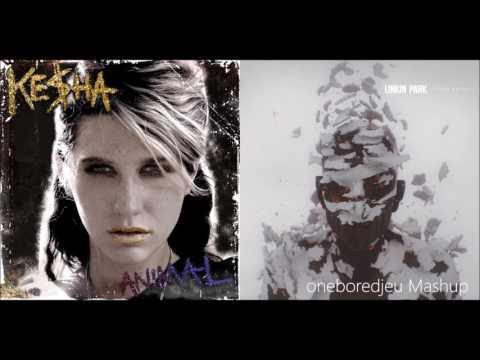 Burn The Clock - Kesha vs. Linkin Park (Mashup)