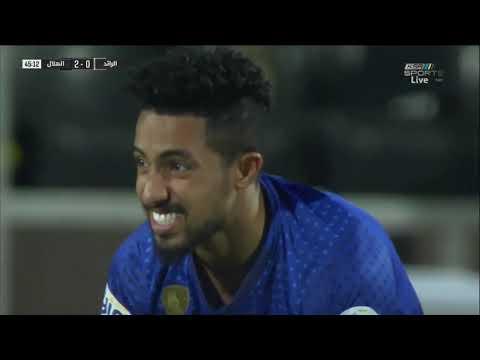 ملخص مباراة الرائد 0 -5 الهلال   الجولة 2   دوري الأمير محمد بن سلمان للمحترفين 2019-2020