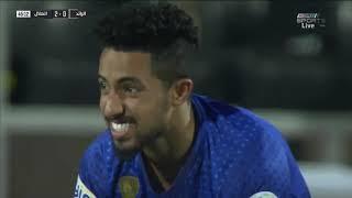 ملخص مباراة الرائد 0 -5 الهلال | الجولة 2 | دوري الأمير محمد بن سلمان للمحترفين 2019-2020