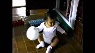 Baby Lesley and the White Balloon
