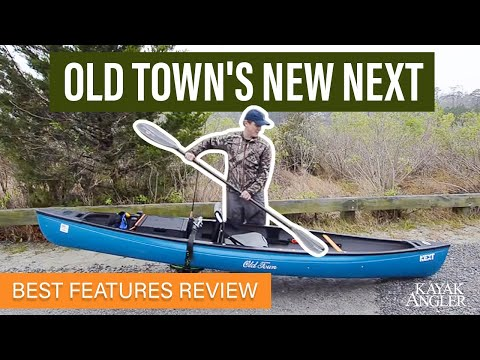 Old Town's New NEXT | Boat Preview - YouTube