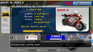 PSP - SBK-09: Superbike World Championship - GamePlay [4K]