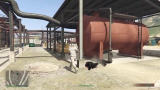 Livestream #26 GTA V - Online