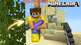 Minecraft: O SKYWARS mais RÁPIDO!!! (O RETORNO)