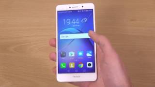 Honor 6X Silver - Unboxing & First Look! (4K)
