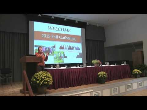 Kendal at Hanover 2015 Fall Gathering
