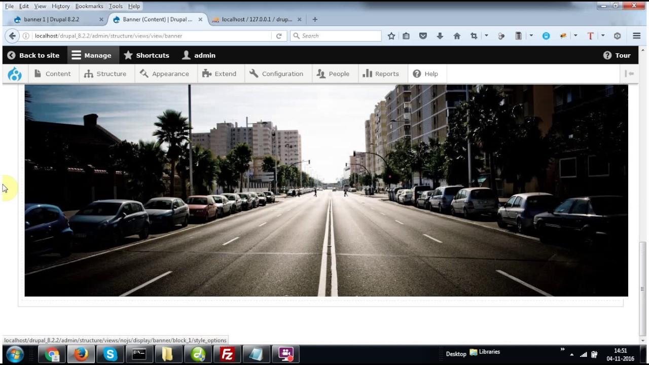 How responsive tables work in views in drupal 8 drupal video.