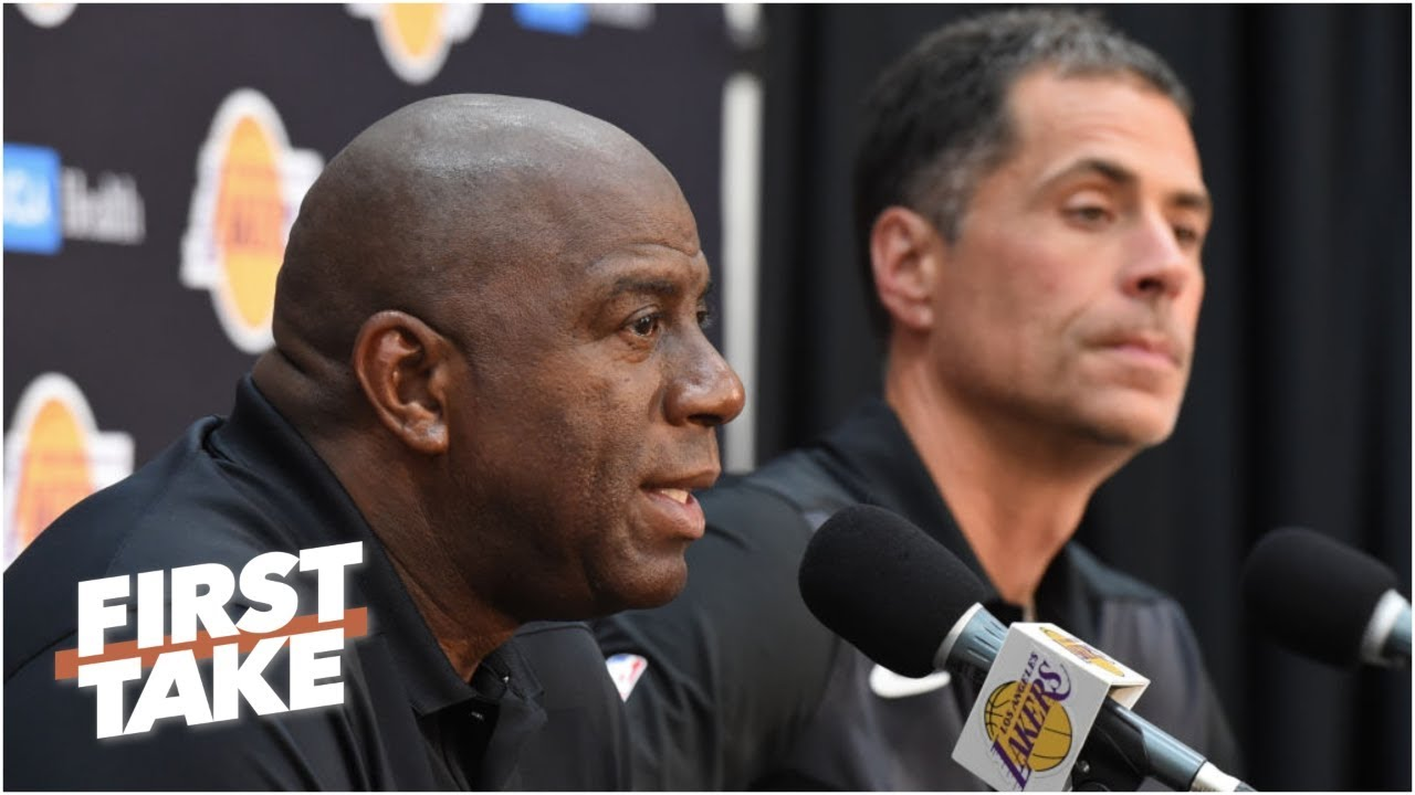 Does Lakers' tampering investigation by the NBA show lack of respect for the rule?| First Take