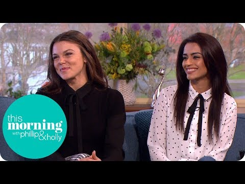 Corrie's Faye Brookes and Bhavna Limbachia Tease What's Next For Kate and Rana | This Morning
