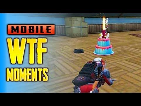 PUBG Mobile FUNNY And WTF Moments, Glitches, 200 IQ, Fails