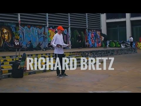 RICHARD BRETZ 2019
