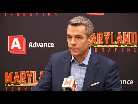 MEN'S BASKETBALL: Maryland - Tony Bennett Post Game