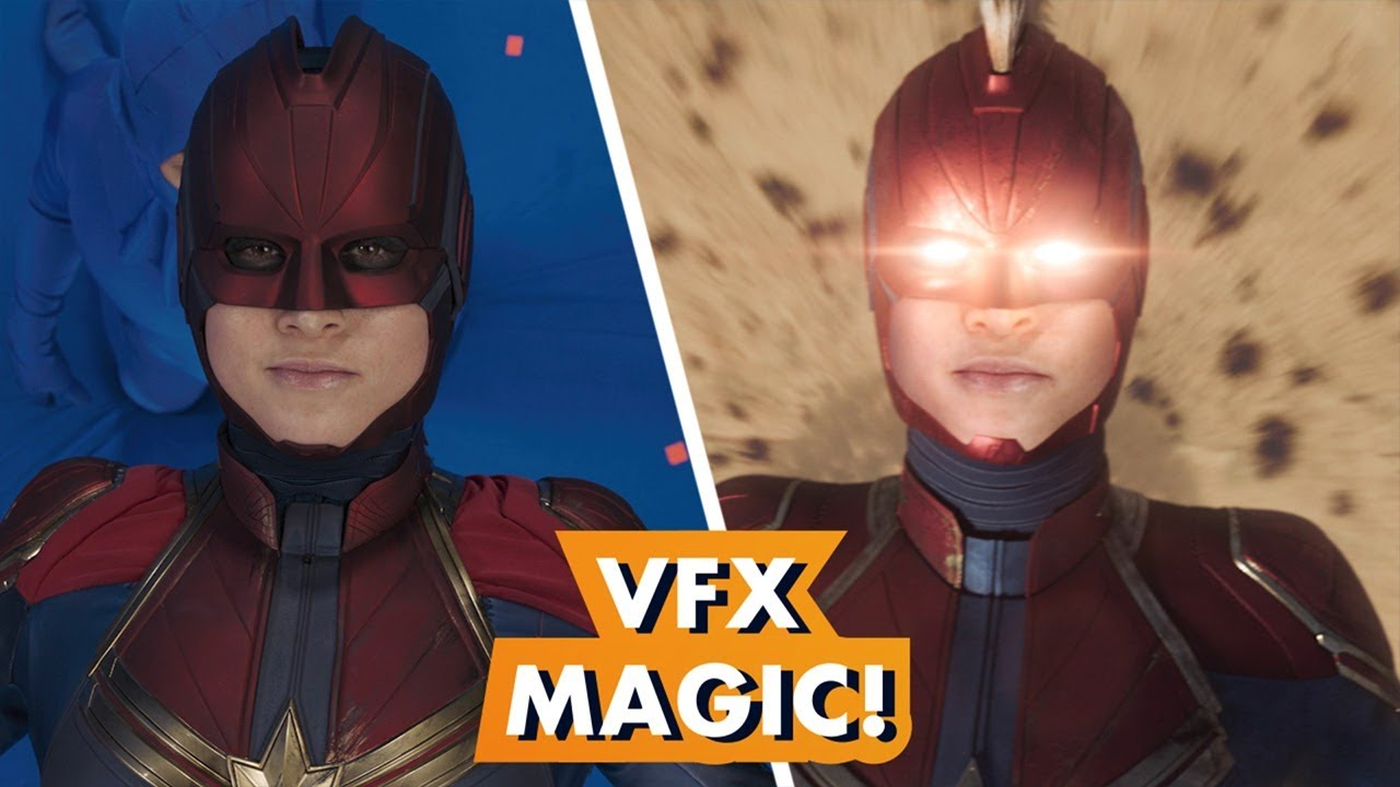 Morning Watch: Captain Marvel Visual Effects, Ryan Reynolds is