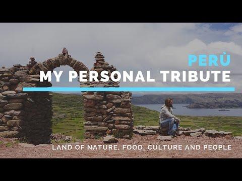 EXPLORING PERU'- Trip Therapy GoProHero HD
