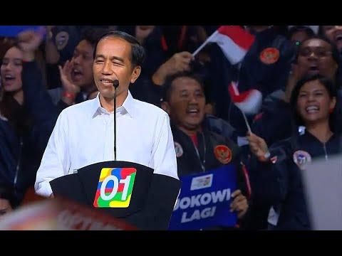 Jokowi: Saya Akan Terus Membagi Sertifikat Tanah Untuk Rakyat dan Tunggu Pengembalian Tanah Negara