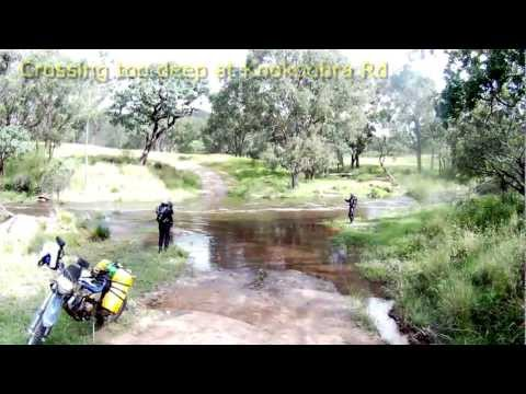2300KM ADVENTURE RIDE 7 DAYS, 4 BIKES, BRISBANE TO BARRINGTON TOPS
