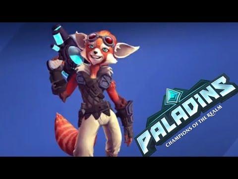 Pip Pandemônio! - Paladins