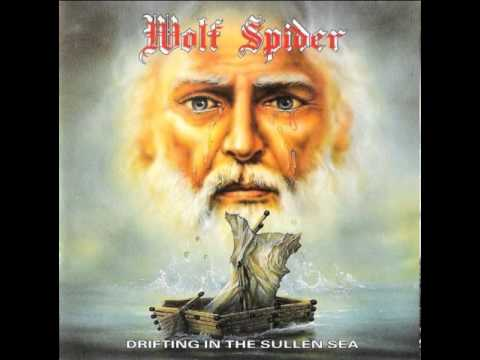Wolf Spider - Drifting In The Sullen Sea [Full ALBUM] 1991