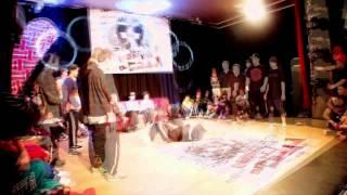 RockaFellaz I Vilnius Street Battle 3vs3 | Street dance