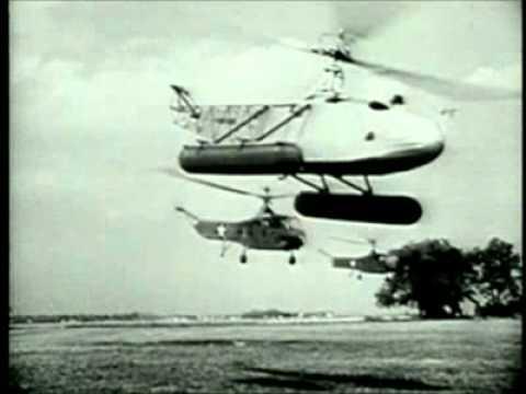 Igor Sikorsky e o desenvolvimento do helicóptero