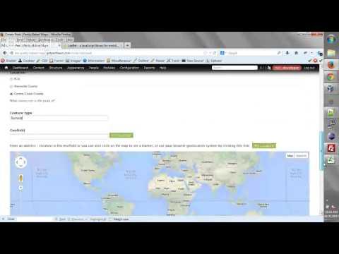 BADCamp Intro to Maps