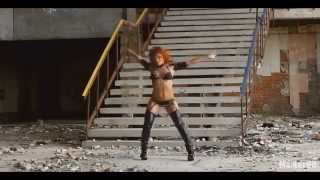 hot girl dubstep dance dabstep dab step dub step dubstep tanec dance 2011 360