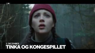 Den officielle trailer for 'Tinka og Kongespillet' | TV 2