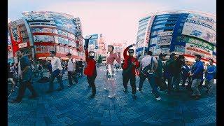 Satellite Young - Break! Break! Tic! Tac! (Official 360 Video) thumbnail