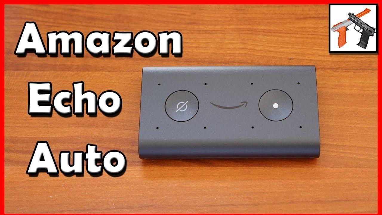 Amazon Echo Auto Demo and Review