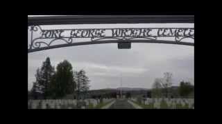 Fort George Wright Cemetery: The May Massacre