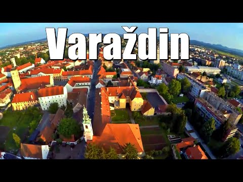 🇭🇷 Varazdin, Croatia - tourist attractions and travel ideas