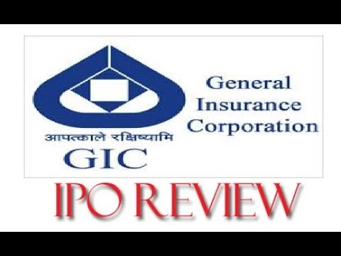 Best Performing IPO ,General Insurance Corporation of India IPO (GIC IPO)REVIEW