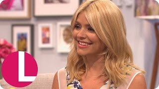 Holly Willoughby Talks Parenting And This Morning | Lorraine