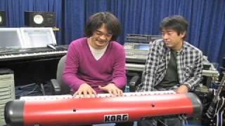 森俊之&たろう 〜SV-1とビンテージ・キーボードを語る〜 thumbnail