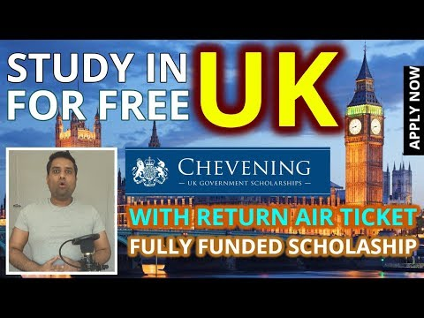CHEVENING SCHOLARSHIPS UK
