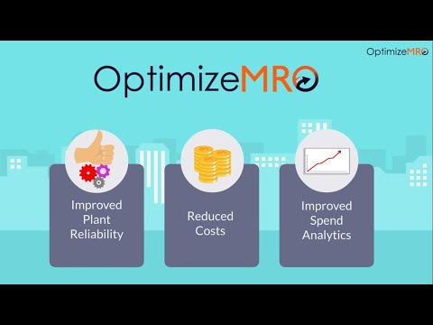 Do you have MRO data quality Issues? Smart solutions for Inventory Optimization