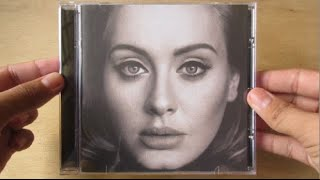 Baixar 25 - Adele - Unboxing CD en Español
