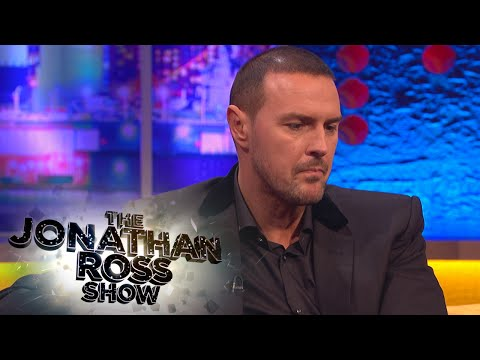 Paddy McGuiness Talks About Ted Robbins Collapsing On Stage - The Jonathan Ross Show