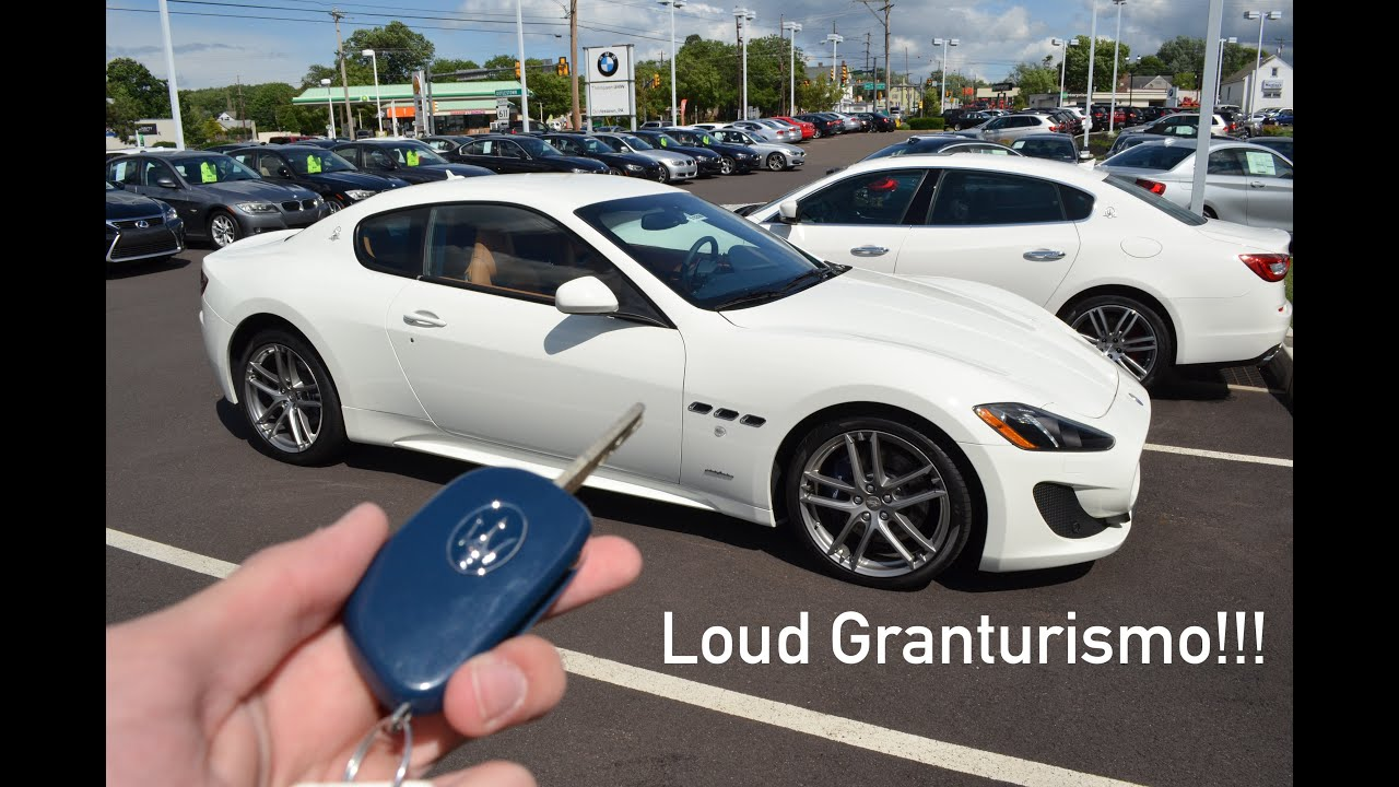 2016 maserati granturismo sport in depth review youtube. Black Bedroom Furniture Sets. Home Design Ideas
