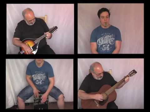 When Im Dead And Gone Mandolin Guitar And Cajn Cover Youtube