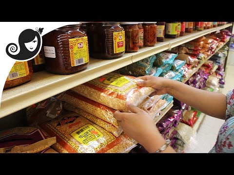 Vegan Indian Grocery Haul #1