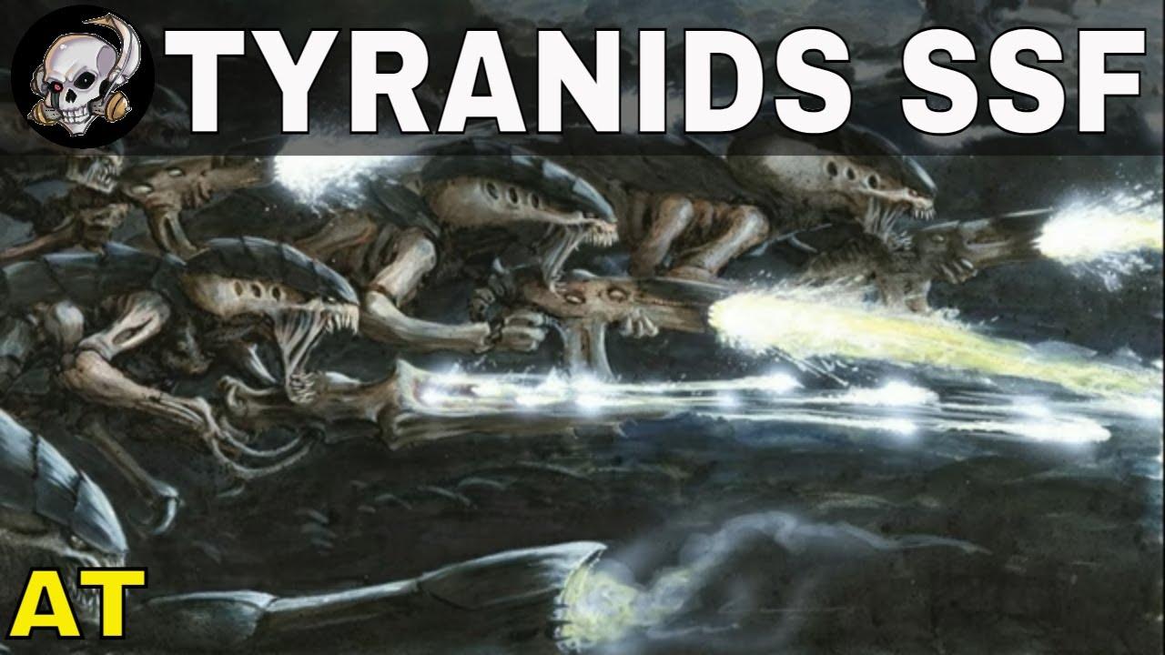 TYRANIDS - STORY SO FAR
