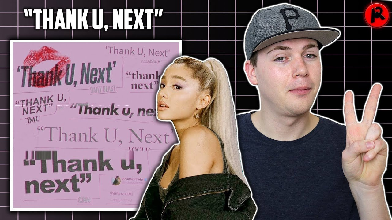 thank u next music video