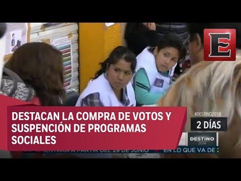 Delitos electorales en las elecciones 2018 /El Asalto a la Razónиз YouTube · Длительность: 12 мин18 с